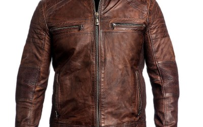 5 Surprising New Ways To Wear Your Leather Jackets