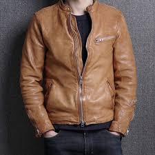 The Italian Leather Jacket
