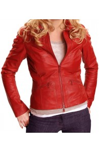 EMMA SWAN ONCE UPON A TIME LEATHER JACKET