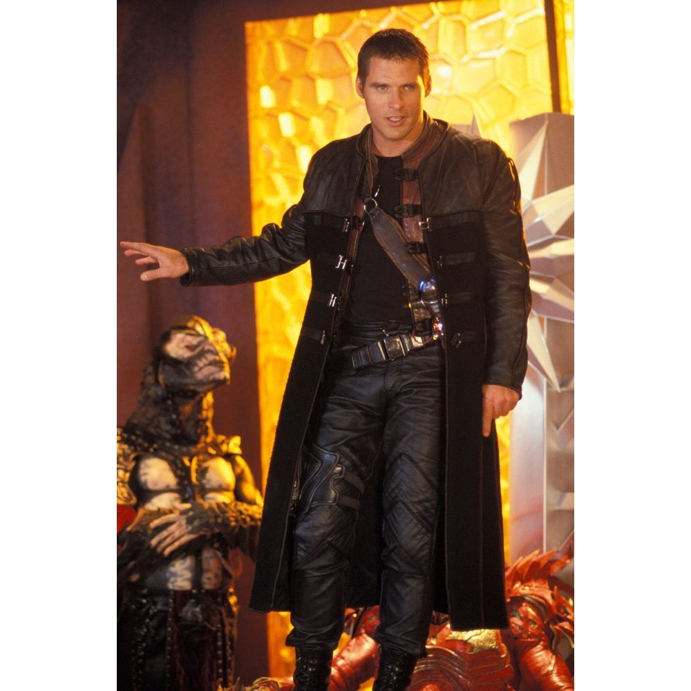 FARSCAPE JOHN CRICHTON (BEN BROWDER) COAT