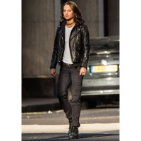 Lara Croft Leather Jacket | Tomb Raider Costume