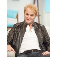 jason clarke the aftermath movie leather jacket
