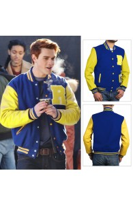 Riverdale Archie Varsity Jacket For Men's | Mens Varsity Jacket