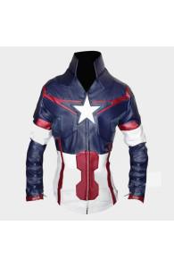 Avengers 2015 Women Wear Leather  Jacket | Movies Jackets