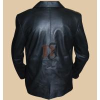 Dark Blue Kurt Russell Movie Leather Jacket | Movies Jackets