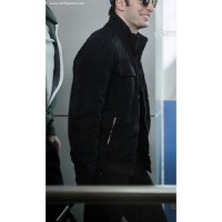 Avengers 2 Chris Evans Black Jacket | Avengers Jackets