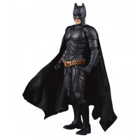 Batman Black Motorbike Leather Suit | Movies Leather Costumes