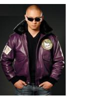 The Dark Knight - Joker Goon Leather Jacket | Joker jacket Style