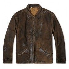 James Bond Skyfall Leather jacket For Sale