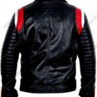 Men's Blue Valentine Leathers  Jacket | Men's Leather Jacket