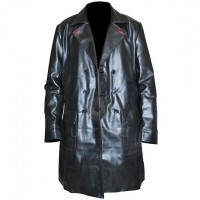 Sherlock Holmes Leather Coat For Mens | Leather Coat For Men's