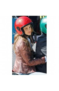 Bedtime Stories Keri Russell  Jacket  | Leather Jacket For Sale