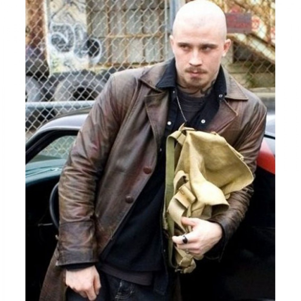 Billy Darley Garrett Hedlund Death Sentence Jacket | Movies Leather Jackets