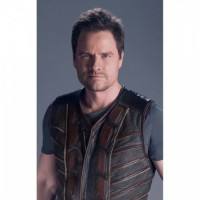 Anthony Lemke Dark Matter Leather Vest Jacket | Leather Vest For Men's