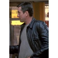 MIDNIGHT RUN BLACK JACK WALSH JACKET | Black Leather Jackets
