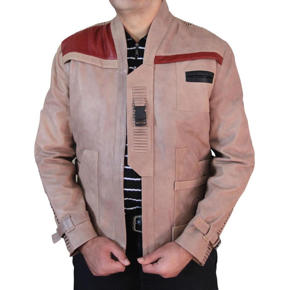 Star Wars John Boyega Leather Jacket | Star Wars Leather jackets