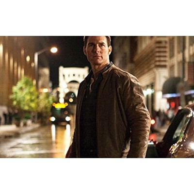 Tom Cruise Jack Reacher Leather Jacket For Sale | Distressed Brown Jackets