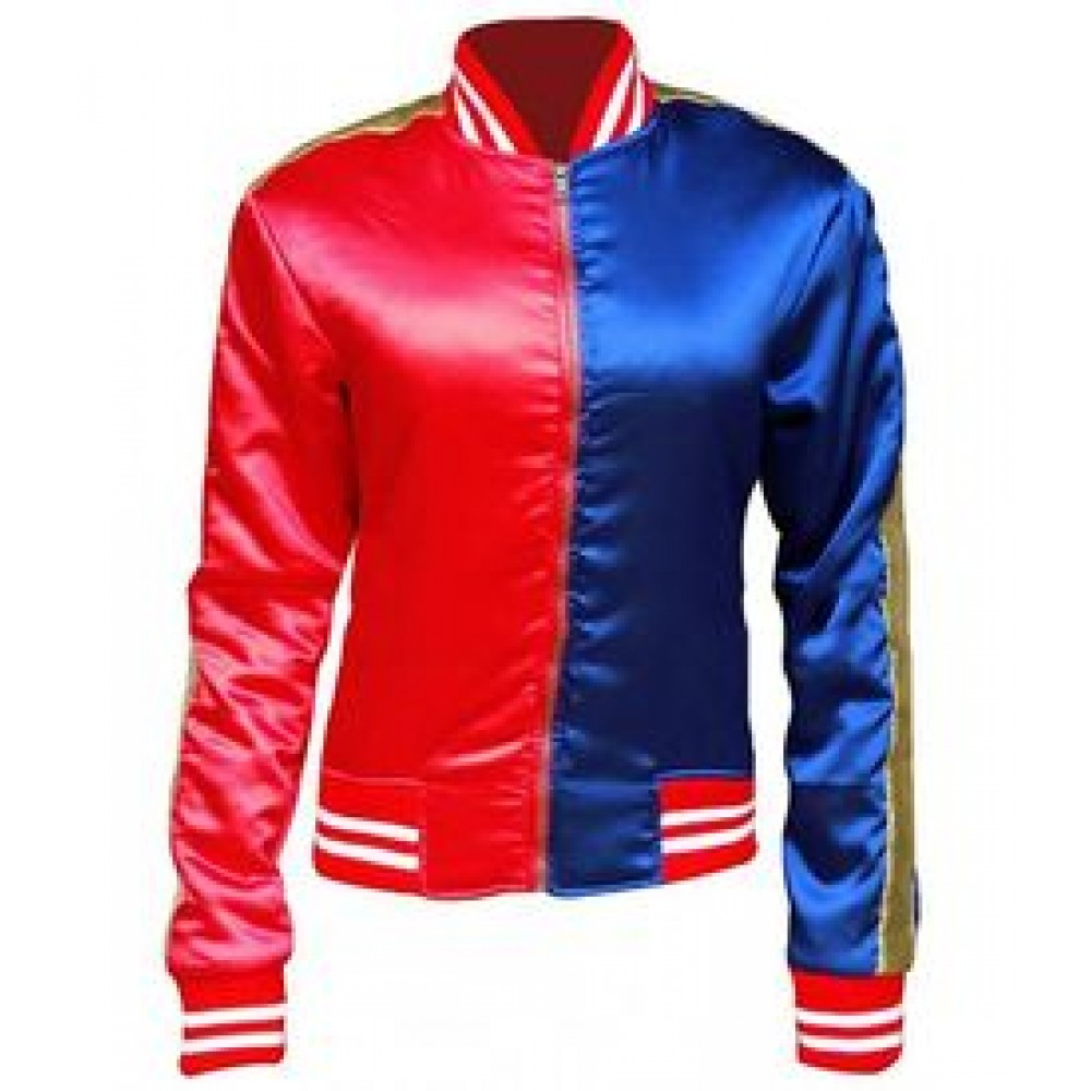 Harley Quinn Suicide Squad Leather jacket for Women