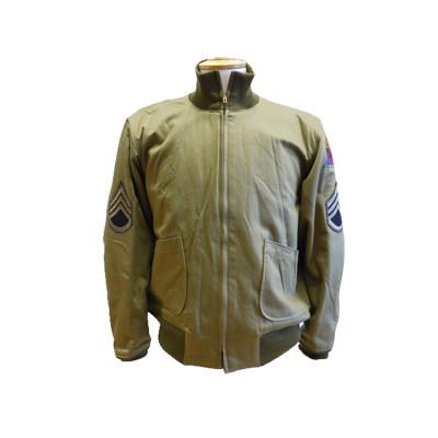 Fury Brad Pitt New Leather jacket   Mens Fury Cotton Jacket