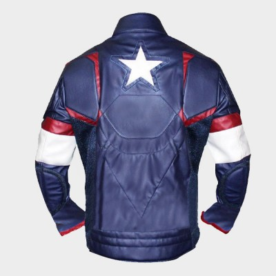 Avengers 2015 Women Wear Leather  Jacket | Movies Jackets