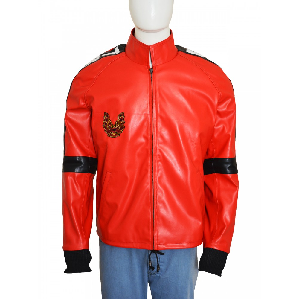 Comedy Movie Smokey and the Bandit Burt Reynolds Leather Jacket For sale
