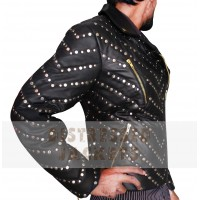 Black Stylish Leather jacket for Mens | Stylish Black Jackets