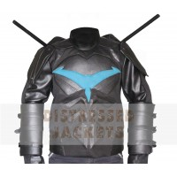 Night-wing Danny Shepherd High Quality Leather Jacket | Men's Leather Jacket