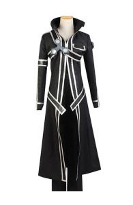 Kirito Sword Cosplay Trench Coat | Black Stylish Coat