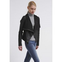 Black Leather Jacket For Sale | Valintine's Special