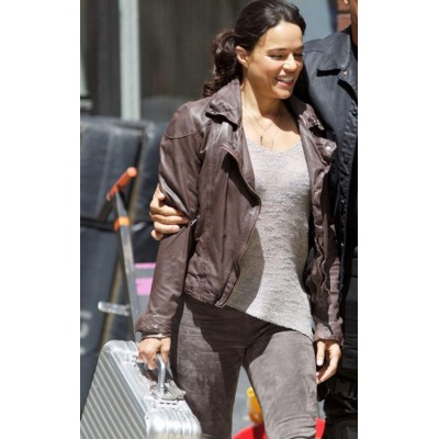 Michelle Rodriguez Fast and Furious 8 Jacket | Movies Jackets