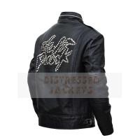 Daft Punk Get Lucky Electroma | Black Biker Jackets
