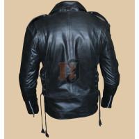 Zayn Malik One Direction Black Motorcycle Jacket   Black Biker Jackets