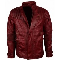 Star Lord Guardians of The Galaxy 2 Leather Jackets | Galaxy Jacket