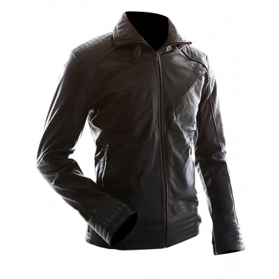 Bourne Legacy Men's Leather Jackets | Leather Jacket For Men's
