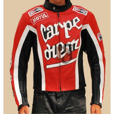 Torque Cary Ford Carpe Diem Horse Riding Racing Jacket