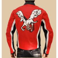 Torque Cary Ford Carpe Diem Horse Riding Racing Jacket