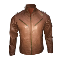 Vintage Motorcycle Cafe Racer Leather jacket for sale | Distressed Jackets