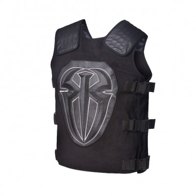 WWE ROMAN REIGNS VEST LEATHER JACKET FOR SALE FOR MENS