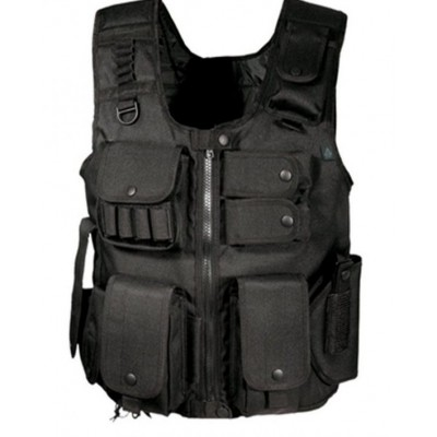 WWE Roman Reigns Swat Tactical Leather Vest Jacket For Sale