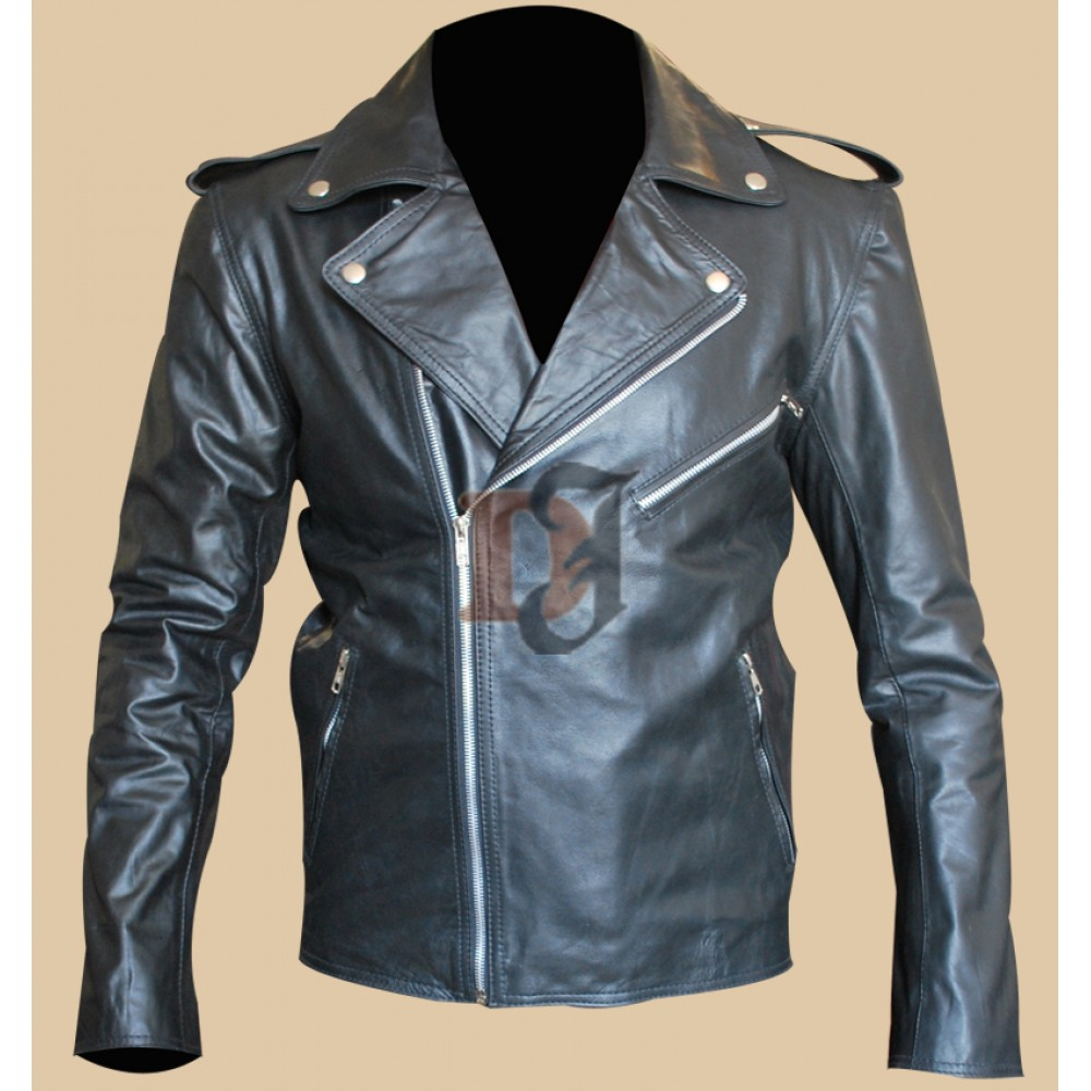 Triple H 2013 Best Rider Style Jacket | WWE Leather Jacket