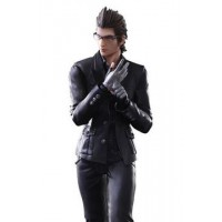 New Ignis Scientia Final Fantasy XV Leather Jacket | Men's Leather Jacket