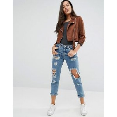 Womens Suede Biker Jacket | Women Suede Leather Jacket