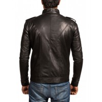 Batman Black Leather Jacket For sale | New Arrival