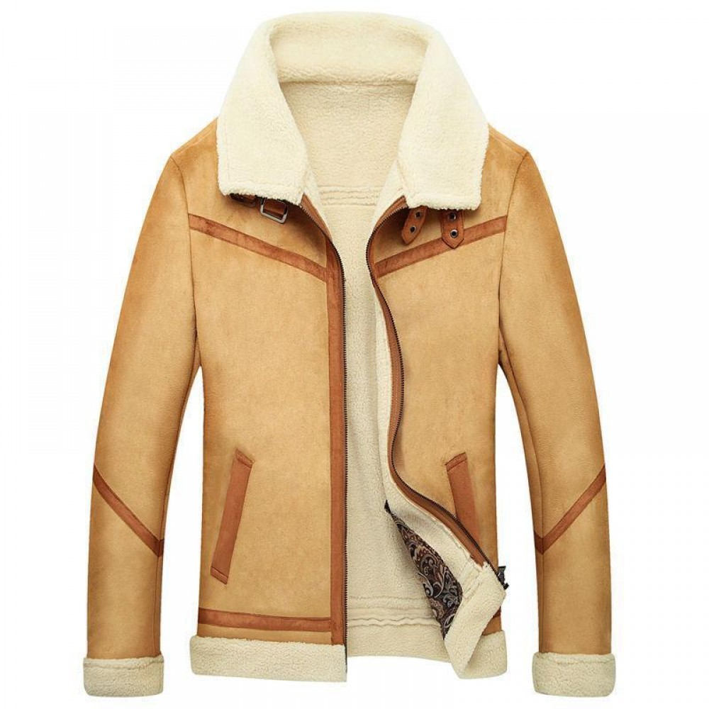 Distressed Mens new leather jackets for sale
