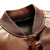 New Moter cycle Brown Leather Jacket | Mens Distressed jackets