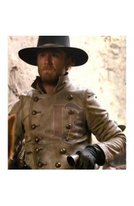 3:10 To Yuma Charlie Prince (Ben Foster) Jacket | Foster White Jacket