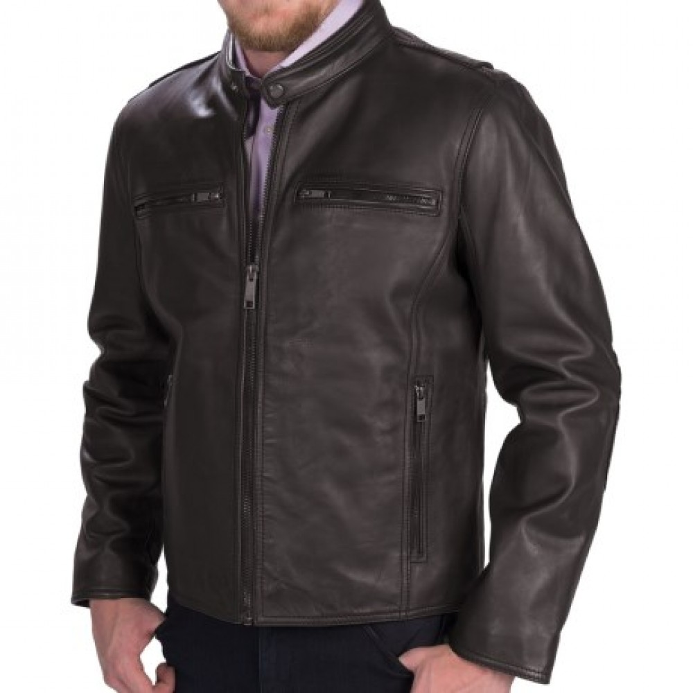 585590da2 Chris Evan Leather Jackets | Civil War Leather Jacket