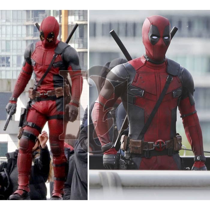 Buy Deadpool Ryan Reynolds Costume