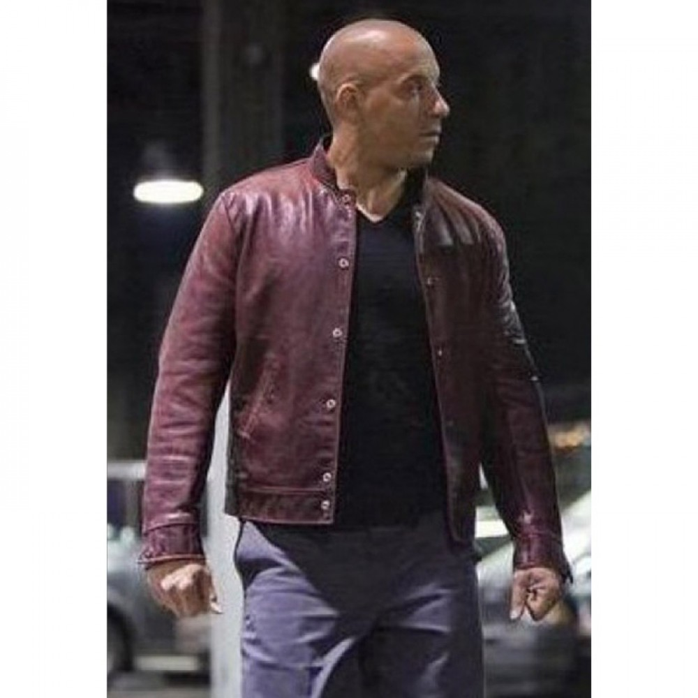 Buy Fast And Furious 7 Vin Diesel Jacket