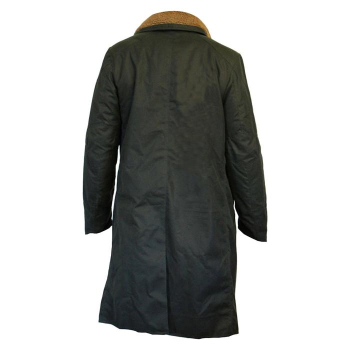 Buy Ryan Gosling Blade Runner 2049 Waxed Cotton Coat Online